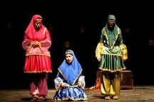 نمایش «خیشخانه» به کارگردانی علی رضایی در لاهیجان