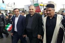 حضور مردم در راهپیمایی 22 بهمن هشدار به ایادی استکبار بود