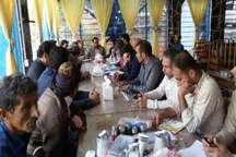 جلسه طرح ضربتی تولید و اشتغال در اورامان سروآباد برگزار شد