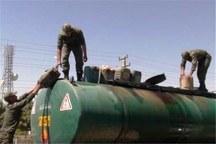 150 هزار لیتر سوخت قاچاق در یزد کشف شد