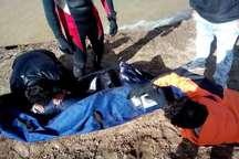 جسد دختر جوان از سد اکباتان همدان خارج شد