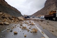 بیش از 6 هزار متر مکعب ریزش برداری در جاده اردبیل -  سرچم انجام شده است