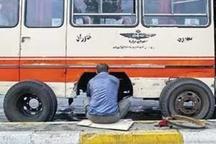 مینیبوسهای فرسوده تابستان تهران را نمیبینند