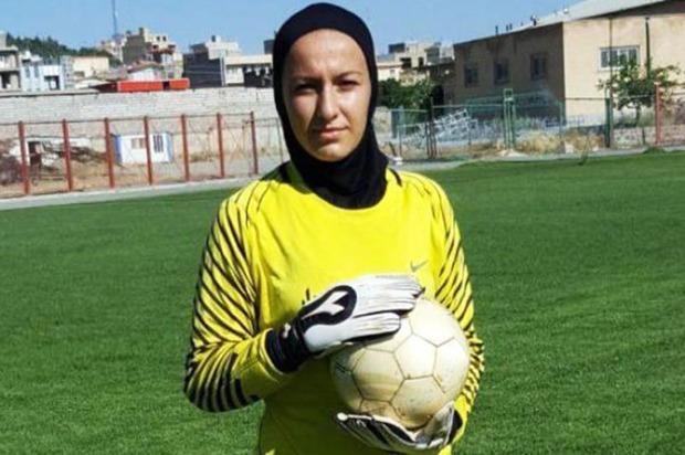 فوتبالیست کردستانی به رقابت های قهرمانی آسیا اعزام شد