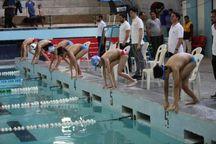 نفرات برتر شنای پسران زیر ۱۰ سال شمالغرب کشور معرفی شدند