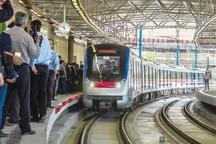 ایستگاه دانشگاه خط یک قطار شهری تبریز، فردا افتتاح می شود
