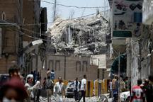 سازمان ملل: در حمله هوایی عربستان به دفتر ریاست جمهوری  یمن شماری کودک کشته شدند