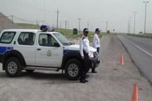 135 گروه پلیس در جاده های لرستان بر عبور و مرور خودروها نظارت دارند