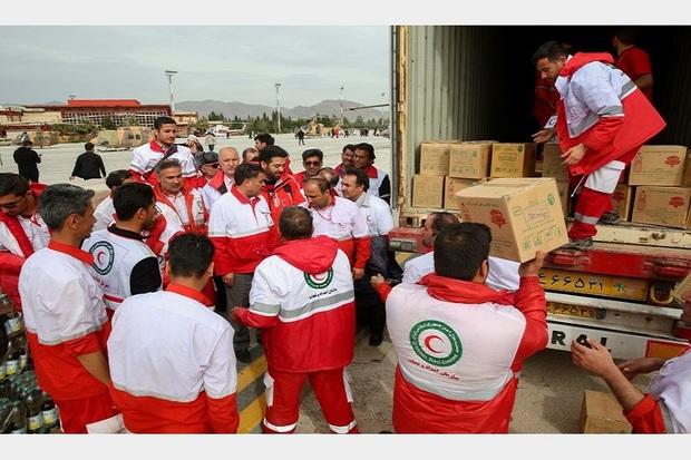 17میلیارد ریال کالا از اصفهان به مناطق سیل زده ارسال شد