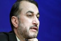 امیرعبداللهیان: تلاشهایی هدایتشده با مداخلات خارجی برای بالکانیزه کردن منطقه وجود دارد