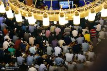 مراسم دعای عرفه در حسینیه شماره 2 جماران