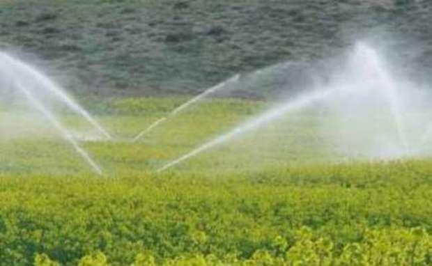 اجرای 55 طرح آبیاری تحت فشار در شاهین دژ