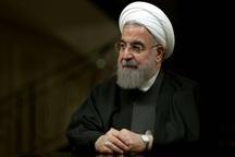 دکتر روحانی فرا رسیدن سالگرد استقلال قرقیزستان را تبریک گفت