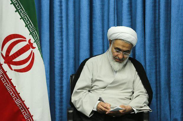 امام جمعه قزوین پیام تسلیت صادر کرد