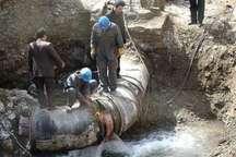 اصلاح شبکه آب خمین به 50 میلیارد ریال اعتبار نیاز دارد