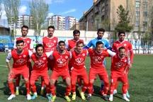 تیم فوتبال شهرداری تبریز یک بر صفر ملوان را شکست داد