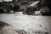 سیل و طغیان رودخانه ها 30 میلیارد ریال به خلخال خسارت زد