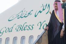 عکس/ استقبال از ملک سلمان در «عروس شمال»