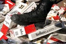 قاچاقچی سیگار در قزوین 870 میلیون ریال جریمه شد