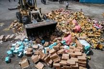 امسال 62 باند قاچاق کالا در لرستان متلاشی شد