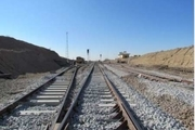 قطار تهران - مشهد پس از رفع نقص براه خود ادامه داد
