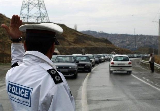 طرح تابستانی پلیس راه در یزد آغاز شد