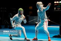 باهر ارسباران: برای کسب مدال طلای بازیهای آسیایی 2018 رقابت میکنیم