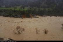 رانش زمین در روستای 'جوزستان' کیار