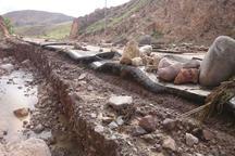 سیل به 4 روستای آذربایجان غربی خسارت زد