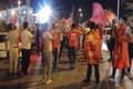 اهوازی ها پس ازقهرمانی پرسپولیس کارناوال شادی راه انداختند
