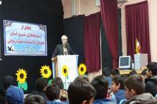 اجرای 88 برنامه فرهنگی، هنری و علمی در کانون های پرورش فکری گلستان