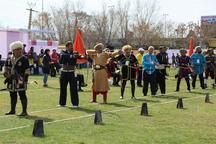 نتایج بخش انفرادی مسابقات بین المللی تیراندازی با کمان سنتی در ارس مشخص شد