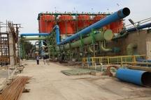 تصفیه خانه آب صنعتی فولاد خوزستان به بهره برداری رسید