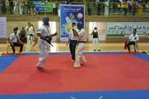 تیم های برتر نخستین دوره مسابقات کشوری شین رزم ذوالفقار در اراک معرفی شد
