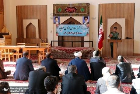 دوره توانمندسازی ارکان مساجد در بیت تاریخی امام(س) در خمین برگزار شد