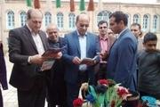 نمایشگاه صنایع دستی درقلعه مظفری شهرستان سلسله برپا شد