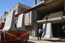 20 ساختمان غیرمجاز در شهرکرد بلاتکلیف است