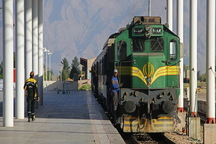 قطار کرمانشاه یک نفر را کشت