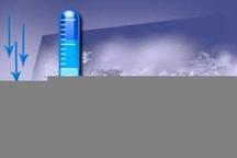 میانگین دما در خراسان رضوی هفت درجه کاهش یافت