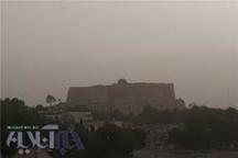 ریزگردها عامل اصلی بروز آلودگی هوا در خرم آباد