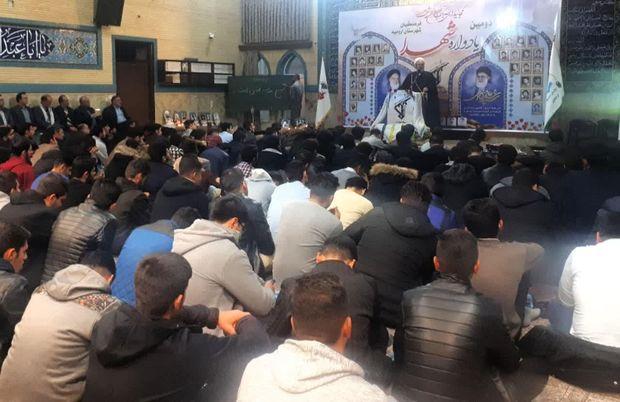 انقلاب اسلامی ایران با پشتوانه مردمی جهانی شد