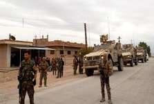 دخالت نظامی یک کشور حاشیه خلیج فارس در سوریه