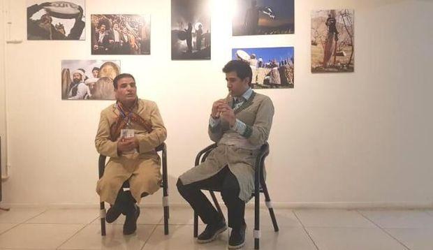 نمایشگاه عکسآوا در کرمان گشایش یافت