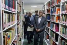 دولت با تجهیز کتابخانه ها، بستر را برای گسترش کتابخوانی فراهم کرده است