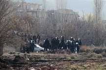 عملیات آزادسازی اراضی سد کارده در مشهد آغاز شد