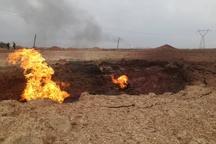 حال یکی از مصدومان انفجار لوله گاز برومی اهواز وخیم است
