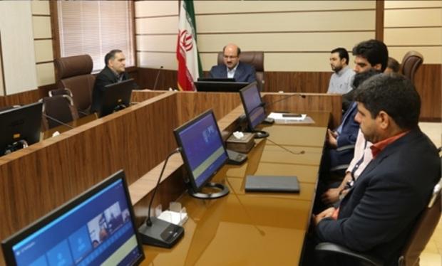 هفت سامانه خدمات الکترونیک وزارت اقتصاد در یزد رونمایی شد