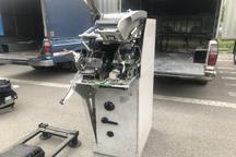 4 سارق دستگاه های خودپرداز شهر تهران دستگیر شدند