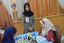 تیم شطرنج تهران مقام قهرمانی مسابقات ورزشی دانش آموزان کشور را کسب کرد