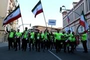 کسب سه طلا در مسابقات جهانی اسپانیا توسط کارگران البرزی